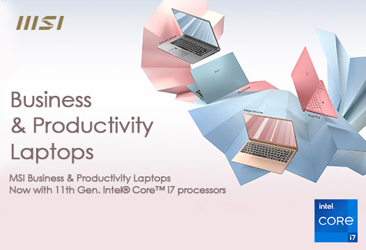 Business and Productivity Laptop